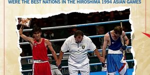 26 years ago on this day – Philippines, Uzbekistan, Kazakhstan and South Korea were the best nations in the Hiroshima 1994 Asian Games