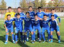 Сборная Узбекистана U-19 сыграла вничью с «Шахтёром U-21»