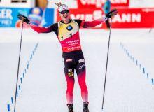 Норвегиялик биатлончилар 6 йил деганда ЖЧни биринчи ўринда якунлашди
