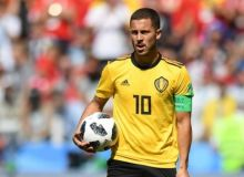 Бельгия - Тунис учрашувининг энг яхши футболчиси аниқланди