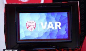 Суперлига. На матче АГМК - «Насаф» и еще на 4 играх будет использоваться система VAR