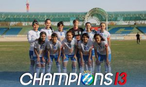 Sevinch claim the 2019 Uzbekistan Women's League title