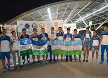 Гребцы Узбекистана завоевали в Корее 12 медалей