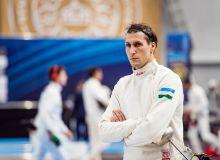 Лицензиат Токио-2020 Александр Савкин принял участие в кубке Мира