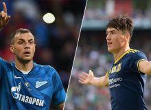 Eldor Shomurodov faces Artyom Dzyuba in PES-2020 Russian E-League