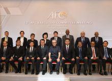 В Ташкенте началось заседание Исполнительного комитета Азиатской футбольной конфедерации