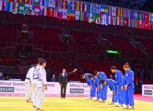 Дзюдо: Узбекистан-Нидерланды. Известен состав участников