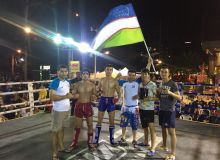 Uzbekistan earn the first place at the 15th Muay Thai World Championship