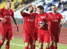 Денисов отыграл 90 минут, но команда всё равно проиграла (Видео)