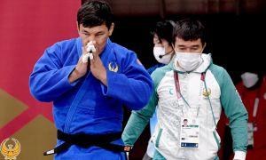Бекмурод Олтибоев одержал победу над двукратным призёром Олимпийских игр