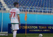 Локомотив - Қизилқум