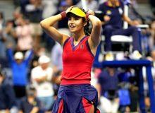 US Open. 18 ёшли теннисчи сенсацион тарзда чемпионга айланди
