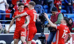 Уэльс - Словакия 1:0 (видео)