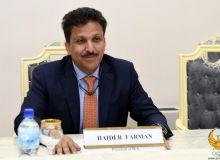 Руководитель международной ассоциации кураша посетил НОК Узбекистана
