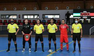 Национальная сборная Узбекистана провела контрольные матчи в Марокко...