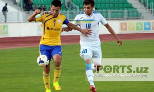 Azim Akhmedov joins FC Navbahor's training sessions in Antalya