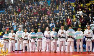 Прошла церемония открытия чемпионата Узбекистана по дзюдо