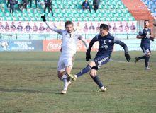 FC Metallurg earn a narrow 1-0 win over FC Surkhon