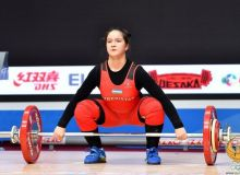 Наши тяжелоатлеты примут участие в онлайн-соревновании Кубка Мира