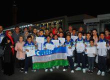 Состоялась церемония встречи молодых игроков, обучавшихся в академии «Реала»