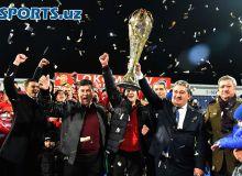 Photo Gallery. Uzbekistan Super League Awarding Ceremony