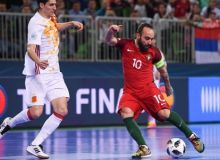 Футзал. Камбэк амалга оширган Португалия ярим финалга чиқди!