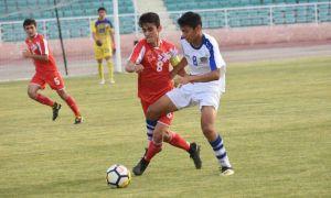 Сборная Узбекистана U-16 во втором товарищеском матче одолела команду Таджикистана U-16