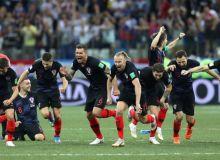 Хорватия драматик ўйинда Даниядан чорак финал йўлланмасини тортиб олди (видео)