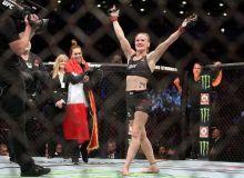 """""""UFC 261"""": Valentina Shevchenko navbatdagi jangini o'tkazdi"""
