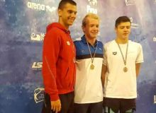 На пути к Олимпиаде: Пловцы Узбекистана стали призерами рейтингового турнира