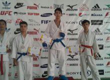 В Сырдарье прошли соревнования по каратэ