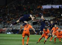 Голландия - Испания учрашуви ҳам бўлмайди