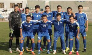Сборная Узбекистана U-22 примет участие в международном турнире в Анталии