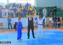 Qo'qonda Jiu-jitsu bo'yicha mamlakat chempionati bo'lib o'tmoqda (foto)