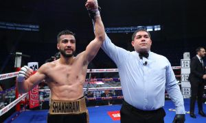Shakhram Giyasov will go back to the ring on Matchroom card in Tashkent. The opponent has been announced....