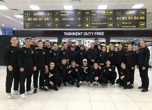 Молодежная сборная Узбекистана отправилась на чемпионат мира в Польшу