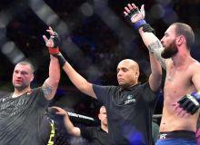 UFC Fight Night 164 натижалари билан танишинг...