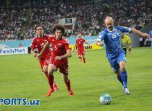 Бугун футбол: Ўзбекистон - Сурия