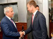 Руководитель Международной федерации конного спорта прибыл в Ташкент