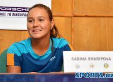 «Tashkent Open»: Сабина Шарипова проиграла