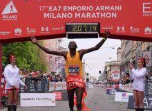 Сефу Тура Милан марафонининг ғолибига айланди