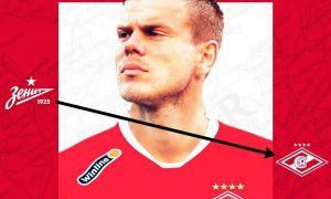 """Spartak"" Kokorinning transferini Counter-Strike talqinida e'lon qildi (video)"
