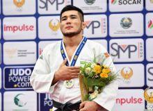 Хикматиллох Тураев стал призёром турнира «Большой Шлем»