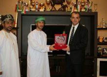 В Омане обсудили перспективы развития конного спорта в Узбекистане