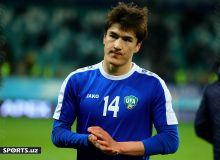 Eldor Shomurodov promises to score goals in June's WC-2022 Asian Qualifiers matches