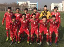 Юношеская сборная Таджикистана U-14 проведёт контрольные матчи в Ташкенте