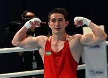 Эльнур Абдураимов успешно провёл свой первый бой на Олимпиаде