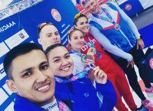 Наши каноисты стали призёрами на международном турнире в России