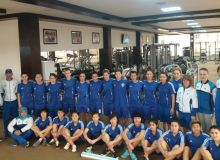 Женская олимпийская сборная Узбекистана продолжает сбор в Ташкенте