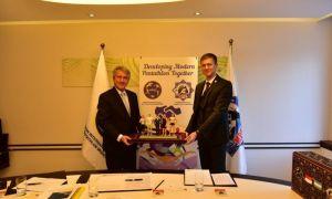 Федерация современного пятиборья Узбекистана продолжает развивать международное сотрудничество